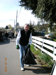 MLA cleans up in lane April 25, cleans up in riding May 12.