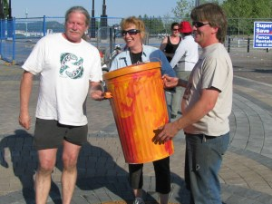 """Wellington Action Group wins """"Dirty Gertie"""""""