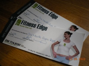 Fitness Edge tickets